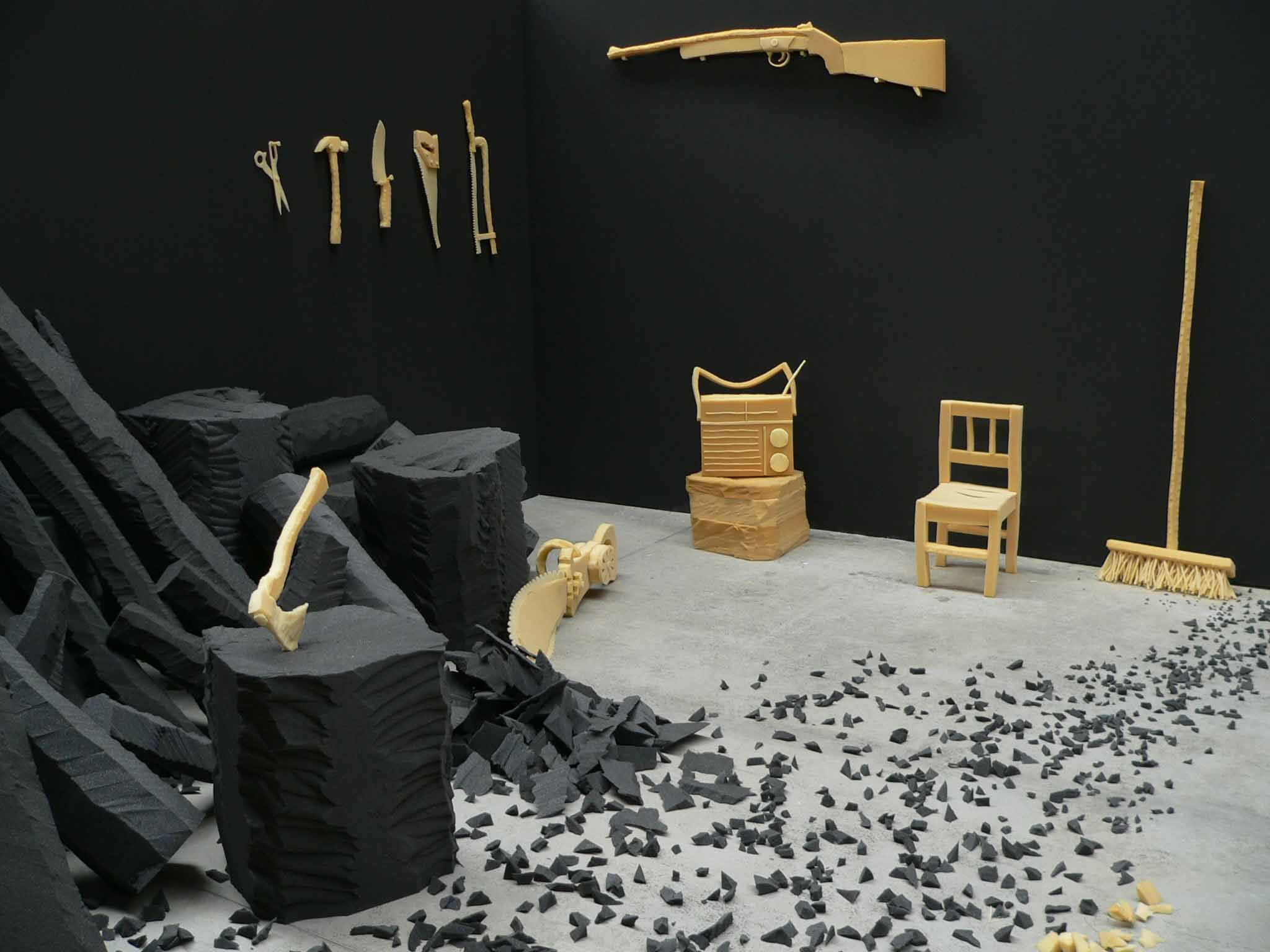 ArtCenterSF-Dina_Shenhav-The_End_of_the_Forest_installation_view_01