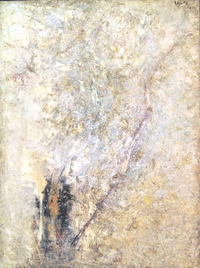 Salinas II, 1961. Oil on canvas. 51.29 x 38.38 in.