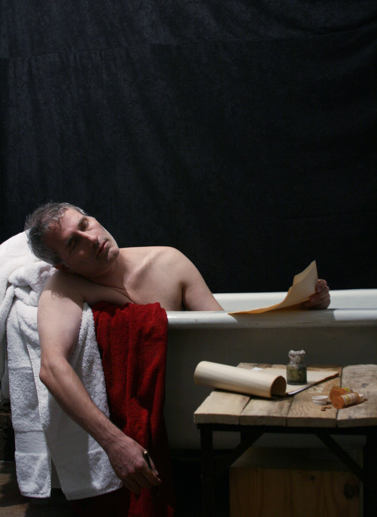 G.A.S., Marat, 2009, archival digital print on photographic paper, 30 x 41 in.