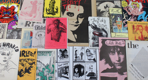 Zine-o-Mania! Word and Image Lab (WAIL) @ MDC Museum of Art + Design | Lakeway | Texas | United States