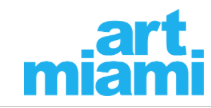art miami & CONTEXT are open to the public @ art miami | Miami | Florida | United States