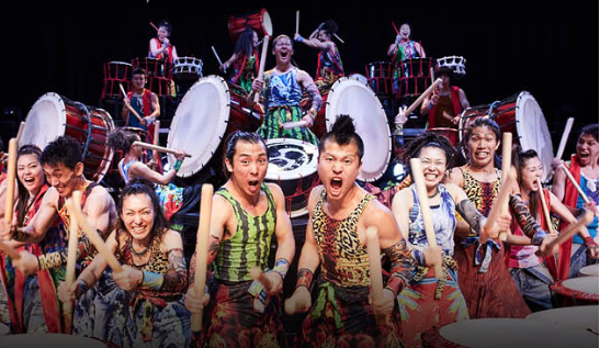 Yamato, The Drummers of Japan @ Arsht Center - Knight Concert Hall | Miami | Florida | United States