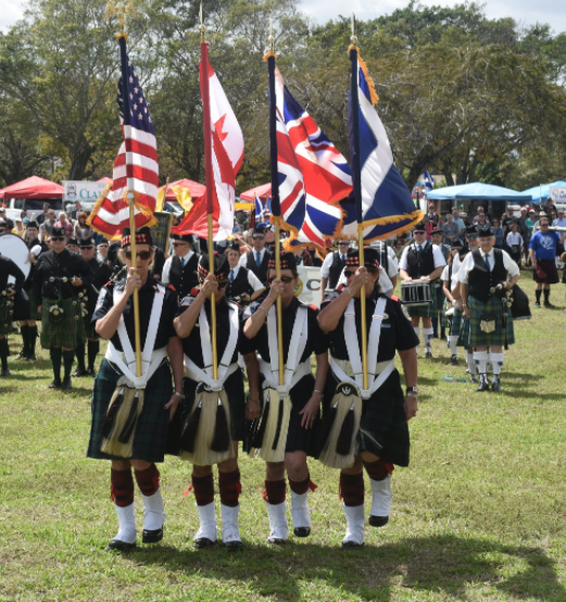Scottish Festival & Highland Games @ Plantation Heritage Park | Plantation | Florida | United States
