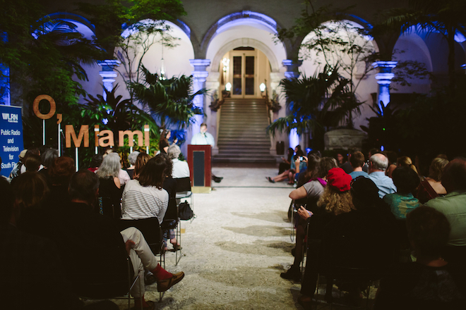 O, Miami Poetry Festival at Vizcaya @ Vizcaya Museum and Gardens | Miami | Florida | United States