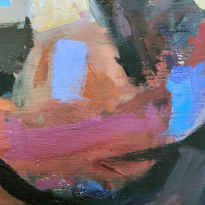 Bedrock Paintings at bac @ Bakehouse Art Complex /bac | Miami | Florida | United States