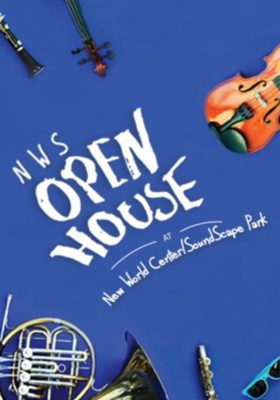 Open House and Pre-Season Orchestral Concert at New World Symphony @ New World Center and SoundScape Park | Miami Beach | Florida | United States
