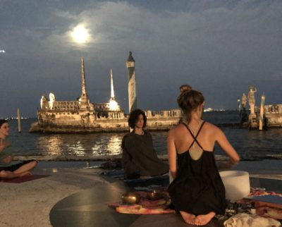 Members Moonlight Meditation @ Vizcaya Museum and Gardens | Miami | Florida | United States