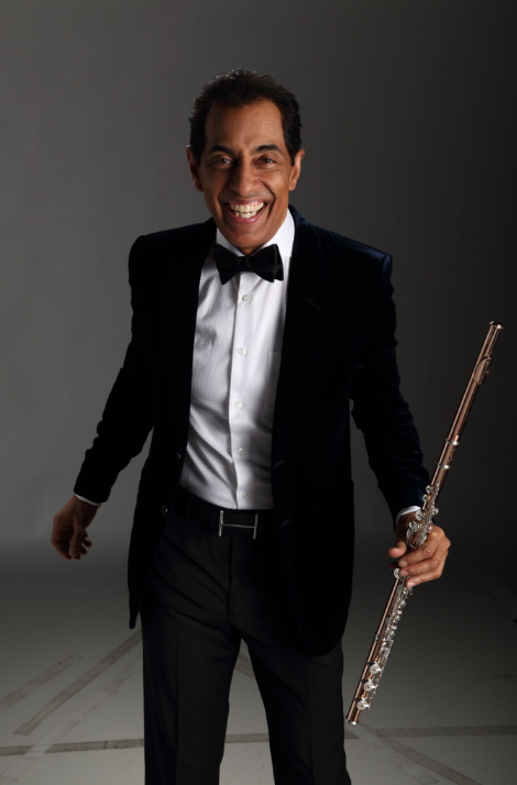 Jazz at MOCA: Nestor Torres @ MOCA Courtyard - Museum of Contemporary Art | North Miami | Florida | United States