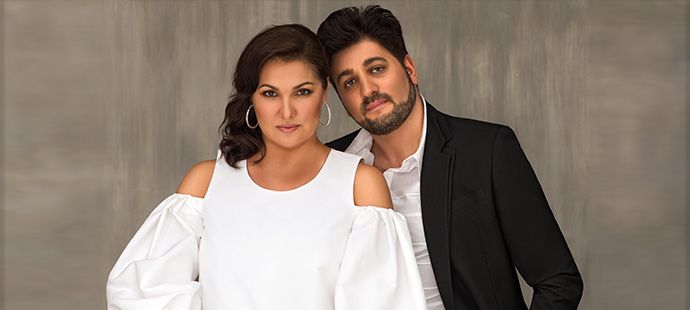 One Night Only: Two of the world's best opera voices at the Arsht @ Knight Concert Hall - The Arsht Center | Miami | Florida | United States