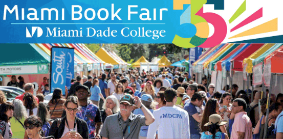 Miami Book Fair @ MDC - Wolfson Campus | Miami | Florida | United States