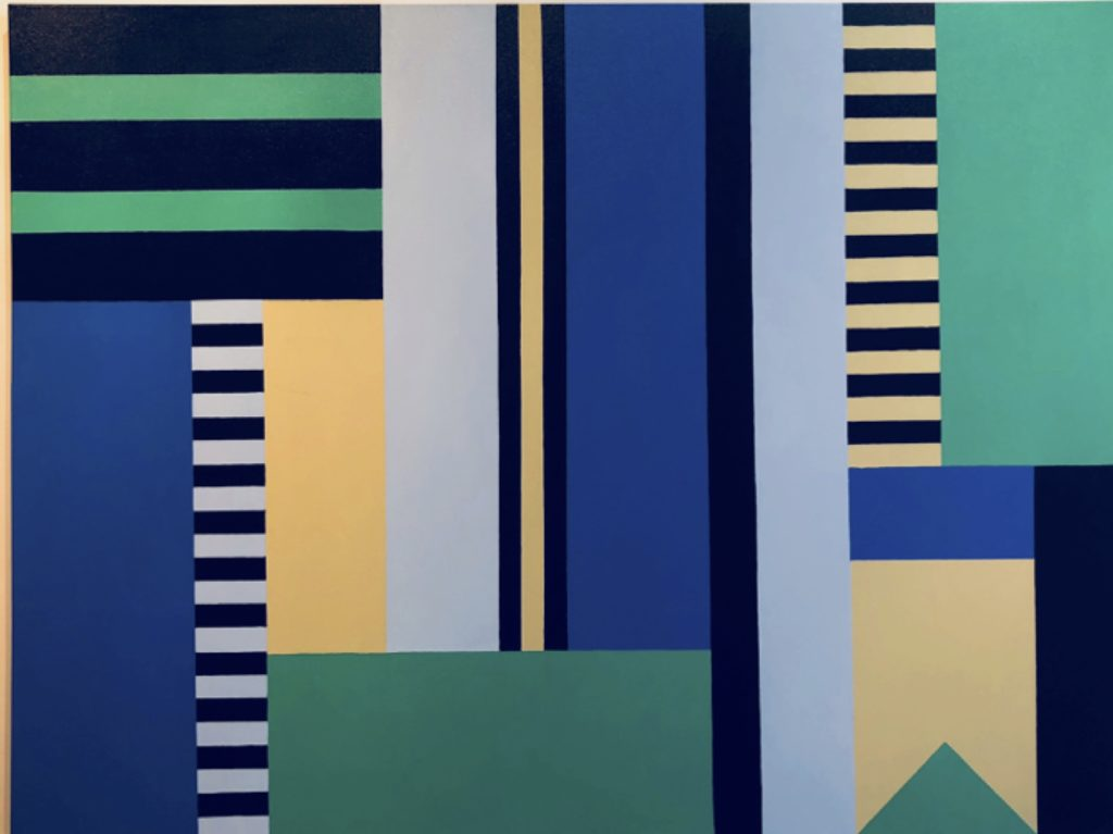 Roberta Caviglia: Playful Geometry @ Duo Art Gallery | Miami | Florida | United States