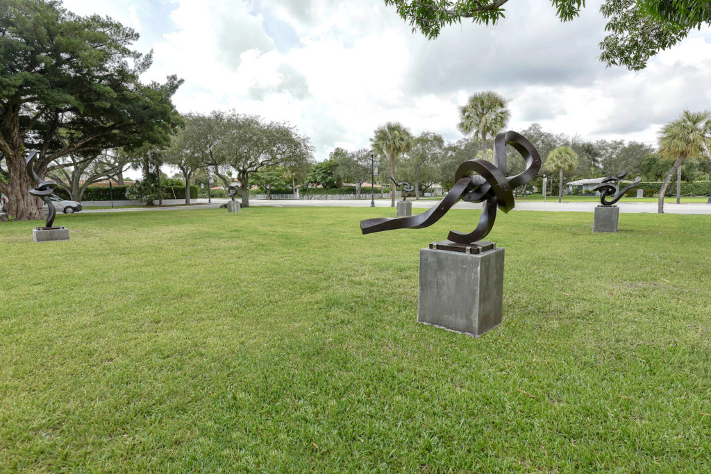 Alberto Cavalieri: Village Sculpture Garden at Miami Shores @ Downtown Village Park | Miami Shores | Florida | United States