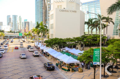 Market Mondays at the Adrienne Arsht Center & Public Mural Reception @ Adrienne Arsht Center  | Miami | Florida | United States