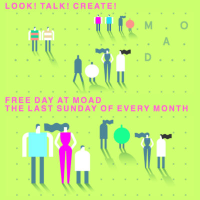 Free day at MOAD @ Museum of Art and Design at MDC | Miami | Florida | United States
