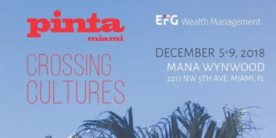 PINTA Miami @ Man Wynwood Convention Center | Miami | Florida | United States