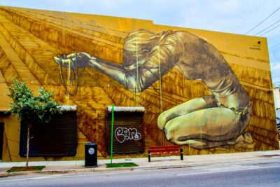 Wynwood: A History of Street Art with HistoryMiami @ Panther Coffee Wynwood