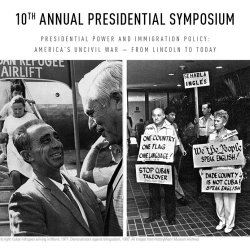 10th Annual Presidential Symposium with HistoryMiami @ HistoryMiami Museum