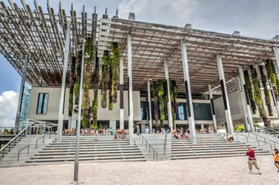 PAMM and Wolfsonian are Open Today @ Perez Art Museum Miami