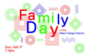 Family Day @ Design District Miami
