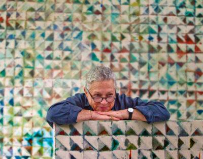 Artist Studio Visit with Lynne Golob Gelfman @ ICA