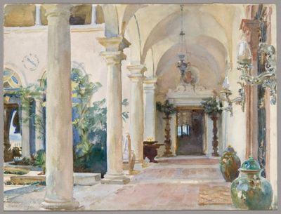 Discussion: John Singer Sargent & Vizcaya @ Vizcaya