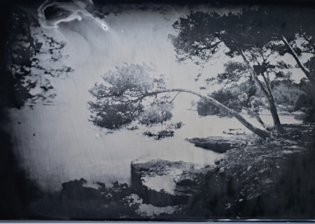 Miquel Salom, Ambrotypes and Tintypes @ University of Miami Gallery in Wynwood