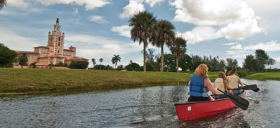 Waterway Canoe Tour @ Coral Gables Museum