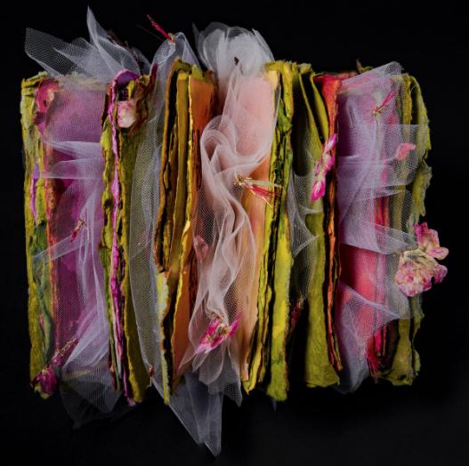 Tina Salvesen art & Elisa Albo poems @ Coral Gables Museum
