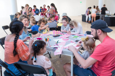 "Family Day: ""Seeking the Essence"" Interactive Children's Exhibition Opening @ ICA Miami"