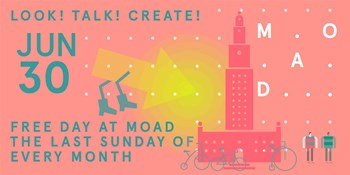 Free Family Day @ MOAD @ MDC
