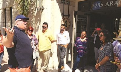 Downtown Walking Tour @ Coral Gables Museum