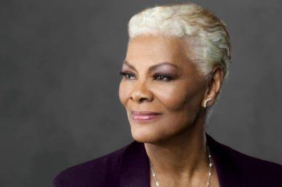 Dionne Warwick with Symphony Orchestra @ Adrienne Arsht Center