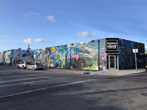 Museum of Graffiti Opens Today @ Museum of Graffiti in Wynwood