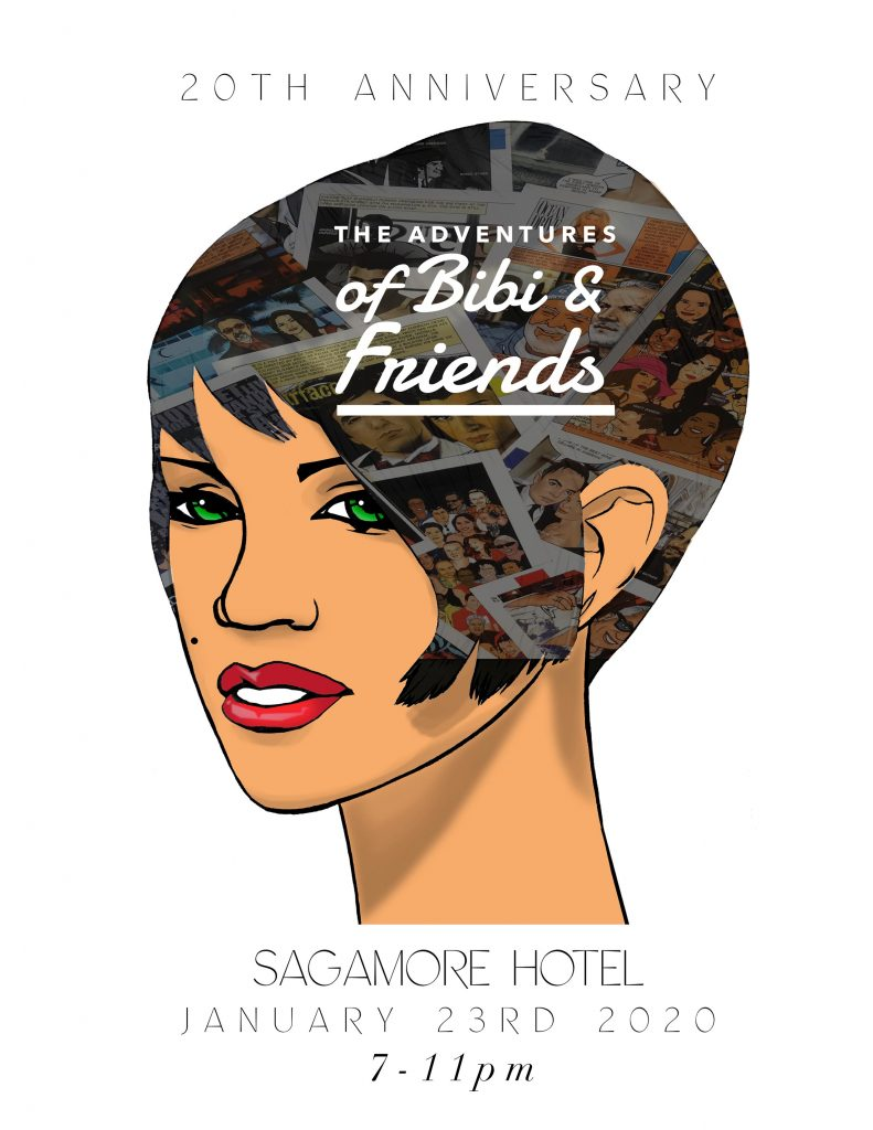 20 Years of The Adventures of Bibi & Friends @ The Sagamore Hotel
