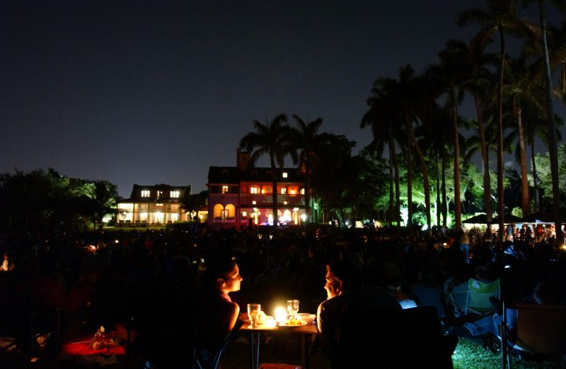 Moonlight & Music Valentine's Day Concert @ Deering Estate