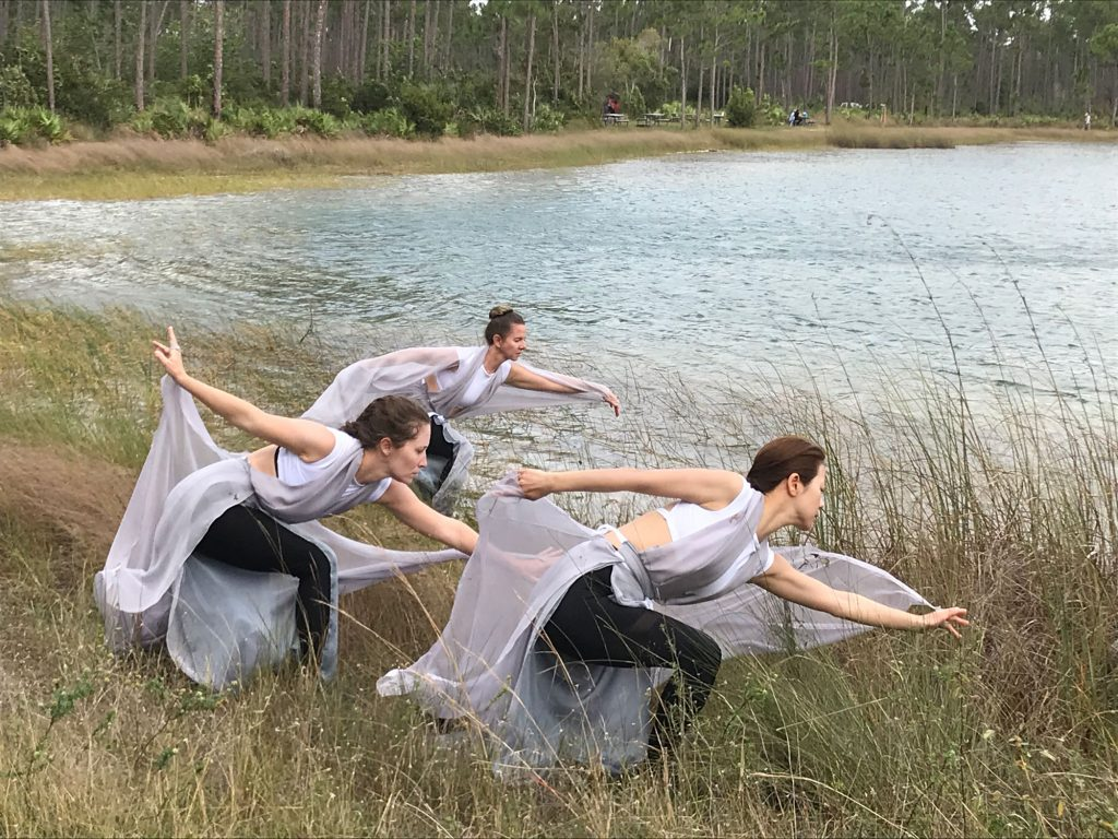 Performance Where Earth Meets Sky @ AIRIE - Artists in Residence in Everglades