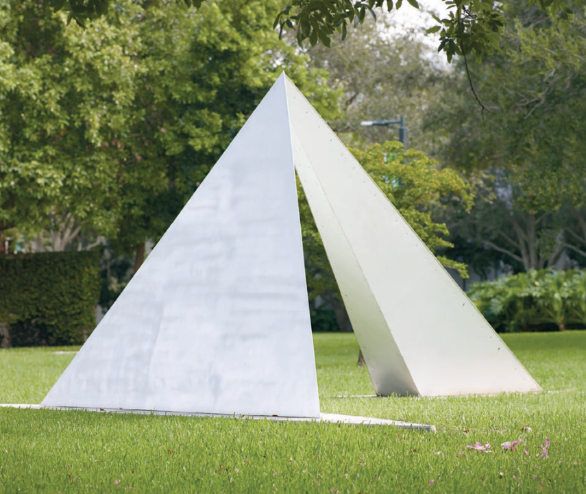 Lowe Art Museum Virtual Tour of the UM Sculpture Garden @ Lowe Art Museum - University of Miami Campus