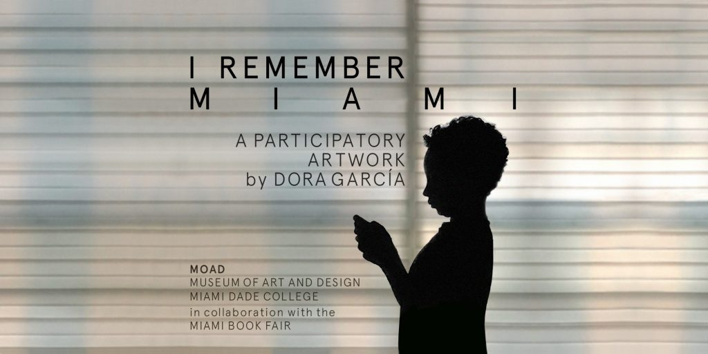 I Remember Miami @ MOAD - MDC Museum of Art & Design