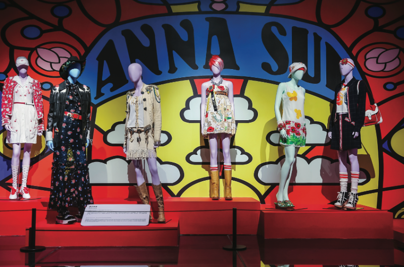 The World of Anna Sui @ NSU Art Museum / Ft. Lauderdale
