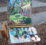 Affair en Plein Air-  a two-day outdoor juried painting experience @ Deering Estate