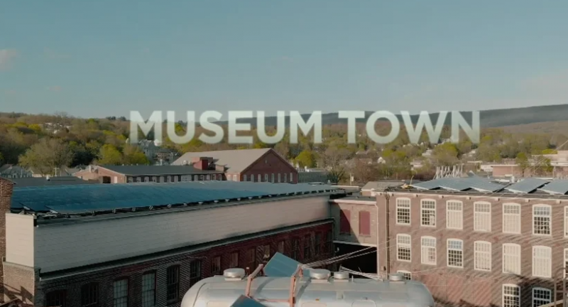 Art Films: Museum Town @ Oolite Arts - O Cinema - Zoom _ Vimeo