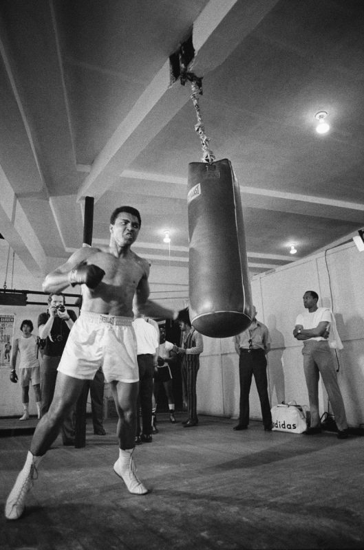 Muhammad Ali in Miami: Training for the Fight of the Century @ HistoryMiami Museum