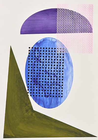 Jorge Cabieses: Constructions and Cancellations @ Dot Fiftyone Gallery