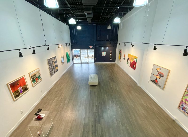The realm of possible forms: Curator's Tour @ The Art Factory Project