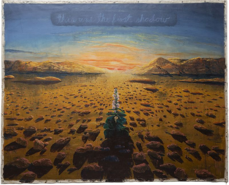 Jorge Rios: The Age of the Wind Talk @ Pan American Art Projects