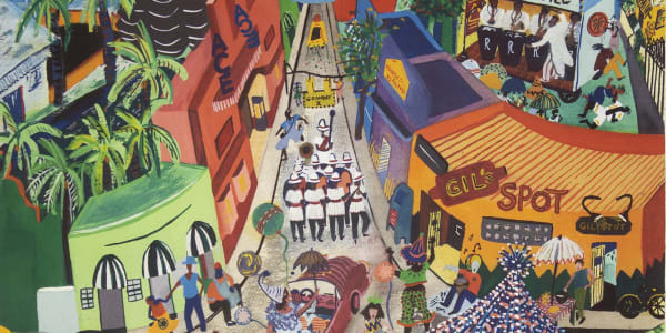 Documenting History, Acknowledging a Legacy: Miami Black Arts Workshop @ Frost Art Museum via Zoom
