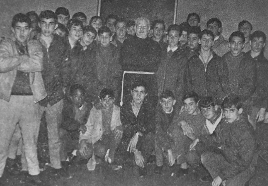 The Cuban boys that went to Spain unaccompanied @ American Museum of the Cuban Dispora