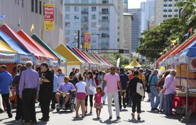 Miami International Book Fair, Courtesy of Miami Dade College